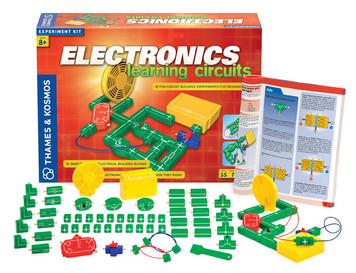 Electronic Learning Circuits Experiment Kit