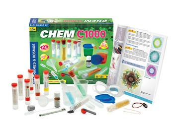 Chem C1000 Experiment Kit