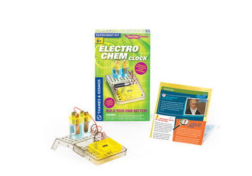 Electro Chem Clock Experiment Kit