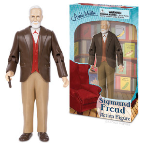 Sigmund Freud Action Figure