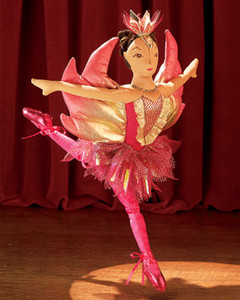 Firebird Ballerina Puppet