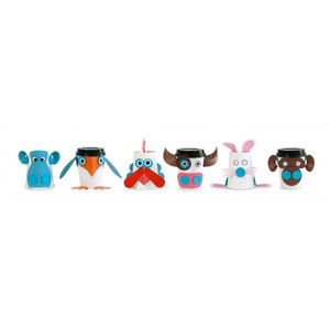 Makedo Cup Critters Kit