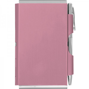 Flip Note + Sticky Notes- Pink