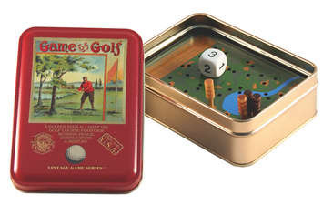 Classic Game of Golf- Toy Tin