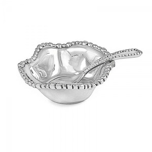 Beatriz Ball Grab and Go Organic Pearl Petit Bowl with Spoon