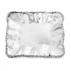 Beatriz Ball Organic Pearl Medium Rectangular Tray