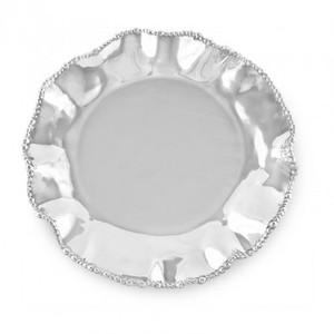 Beatriz Ball Organic Pearl Olanes Large Round Platter
