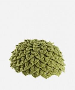 Kid's Crochet Cabbage Cap