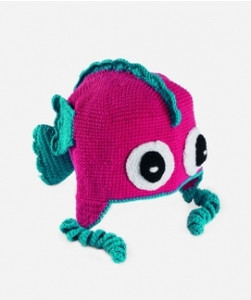 Kid's Fish Cap