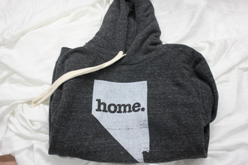 Adult Nevada Home Hoodie Small