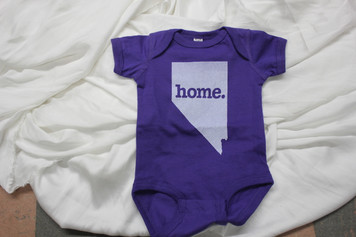 Home Baby Body Suit 6 mo