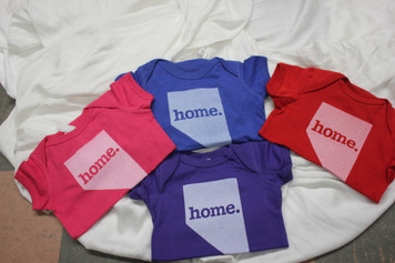 Home Baby Bodysuit 12mo