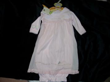 Hush Bunny Gown