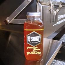 Q-Shine Blonde Food Glaze - Pineapple/Apple 16 oz