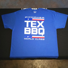2a - Pitmaker TEX - BBQ Shirt - Blue