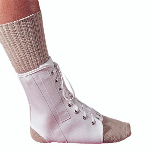 Canvas Ankle Brace (Heavy Duty)