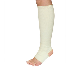 Elastic Garter Hose Ankle Leg Medical Compression Stocking Support
