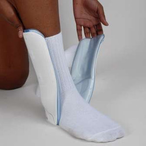 Airform® Inflatable Stirrup Ankle Brace