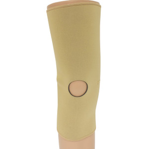 Neoprene Knee Support  -Beige