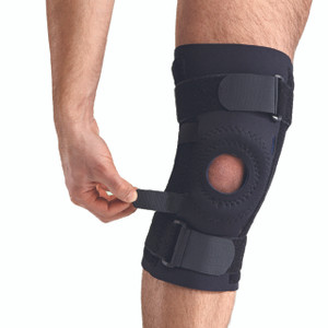 Neoprene Patella Stabilizer w/Universal Buttress