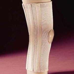 Elastic Spiral Knee Brace