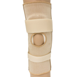 ee8c7ff695 Plus Size Open Patella Laced Hinged Knee Brace - Freeman Mfg Co.