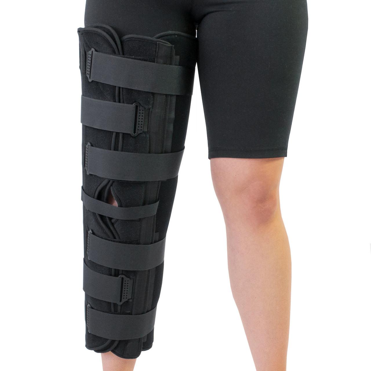 096793d911 Wraparound Knee Immobilizer Brace (Universal) - Freeman Mfg Co.