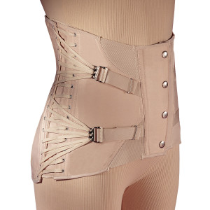 Men's Ultra Beige Lumbosacral Support