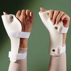 Thermo Cast Thumb Abduction Splint - Left Hand