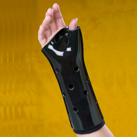 Thermo Cast Wrist Hand Thumb Splint - Right Hand