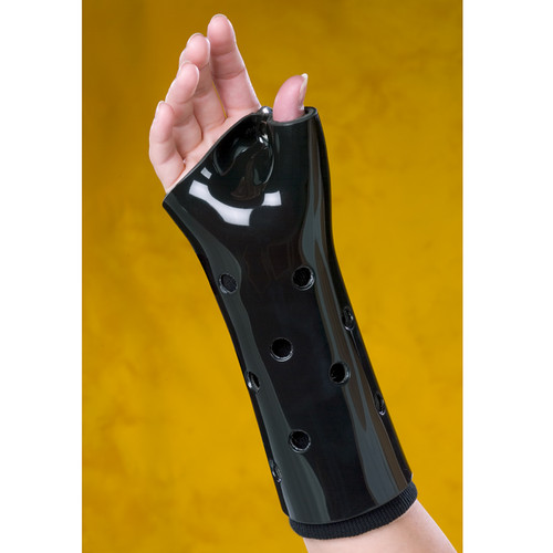 Thermo Cast Wrist Hand Thumb Splint - Left Hand