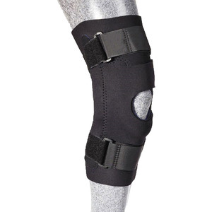 "Patella Stabilizer With ""J"" Buttress Knee Straps"
