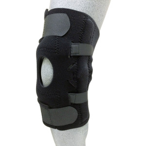 "Hinged ""sharktrak"" Wraparound Brace"
