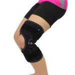 Knee Mate Wrap Around With Polycentric Hinges