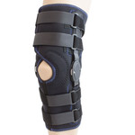 Hybrid Knee Brace