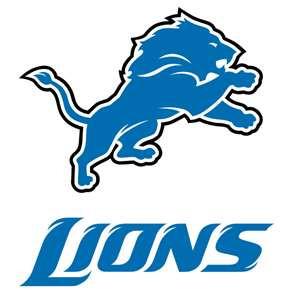 Detroit Lions Logo Crochet Afghan Graph Pattern ...