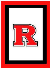"""Rutgers University Logo Crochet Graph Afghan Pattern.  All done in single crochet, changing colors as you go along.  Drop one color, pull in the next.  Medium ability.  Size works up to be approx. 50 x 70"""".  Graph is 100 stitches wide by 140 stitches high.  Then you crochet 22 rows (or more) around the outside edge including a border, if you would like it larger.  Complete instructions are included, a full size graph, and a Helpful Hints page (no row counts). DOWNLOAD WILL BE SENT TO YOU WITHIN YOUR ORDER CONFIRMATION (IN 20 MINUTES).  Just click on """"Download Files"""" to print in full color. Enjoy!"""