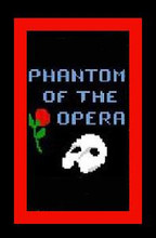 "Phantom of the Opera Crochet Afghan Graph Pattern.  All done in single crochet, changing colors as you go along.  Drop one color, pull in the next.  Medium ability.  Size works up to be approx. 40 x 60"".  Graph is 64 stitches wide by 104 stitches high.  Then you crochet 22 rows (or more) around the outside edge including a border.  Complete instructions are included, a full size graph, and a Helpful Hints page. DOWNLOAD WILL BE SENT TO YOU WITH ORDER CONFIRMATION EMAIL.  JUST CLICK ""DOWNLOAD FILES"".  ENJOY!"