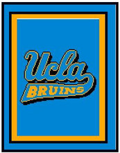 "UCLA Bruins Crochet Graph Afghan Pattern.  All done in single crochet, changing colors as you go along.  Drop one color, pull in the next.  Medium ability.  Size works up to be approx. 50 x 70"".  Graph is usually 100 stitches wide by 140 stitches high.  Then you crochet 22 rows around the outside edge including a border, if you would like it larger.  Complete instructions are included, a full size graph, and a Helpful Hints page. DOWNLOAD WILL BE EMAILED TO YOU WITHIN 20 MINUTES OF ORDER CLOSE.  ENJOY!"