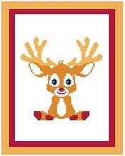 "Deer Cartoon Crochet Afghan Graph Pattern.  All done in single crochet, changing colors as you go along.  Drop one color, pull in the next.  Medium ability.  Size works up to be approx. 40 x 60"".  Graph is 71 stitches wide by 112 stitches high.  Then you crochet 22 rows (or more) around the outside edge including a border.  Complete instructions are included, a full size graph, and a Helpful Hints page. DOWNLOAD WILL BE EMAILED TO YOU WITHIN 20 MINUTES OF PLACING ORDER.  Just click ""Download Files"".  OR, if you would rather have it mailed to you, put a note in your order or send a separate email to me after ordering.  Enjoy!"