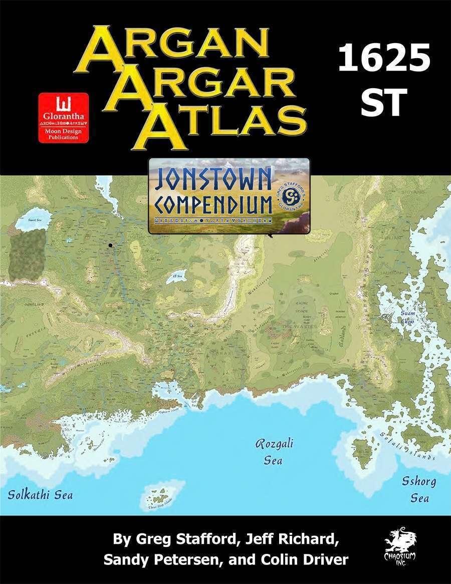 Argan Argar Atlas - Jonstown Compendium