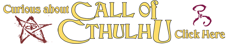 Banner to getting started with Call of Cthulhu page