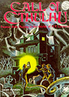 Call of Cthulhu 1st Edition - Cover