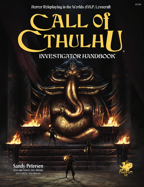 Investigator Handbook cover