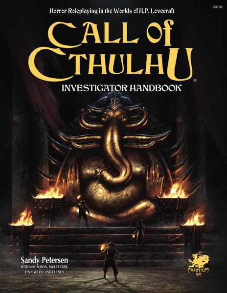 Investigator Handbook Front Cover