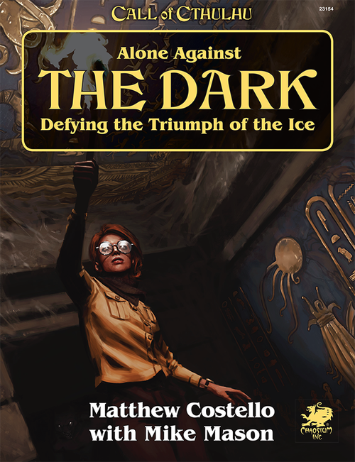 Alone Against the Dark PDF