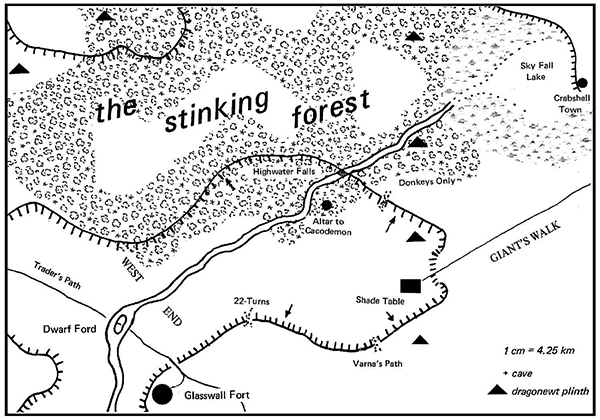 The Stinking Forest