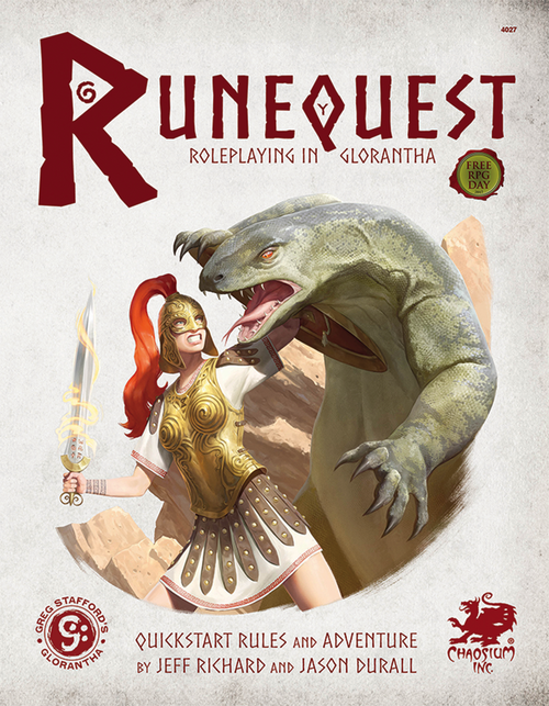 RQ Quickstart Cover