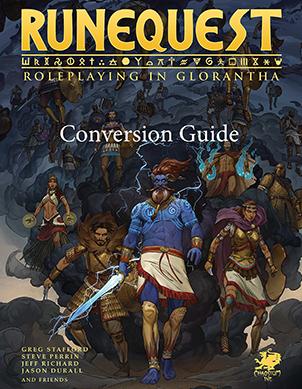 Conversion Guide Cover