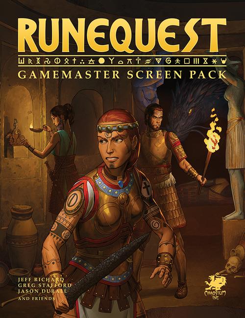 RQG GM Screen Pack